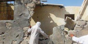 Mısır Uçakları Sivilleri Bombalıyor