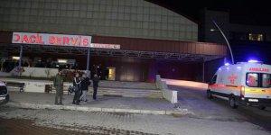 Kars'ta patlama: 5 asker, 3 korucu yaralı