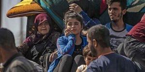 BM: 80 bini çocuk 176 bin kişi yerlerinden edildi