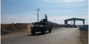 Rus askerleri Kobani'ye girdi