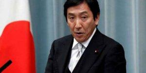Japonya'da rüşvet veren bakan istifa etti