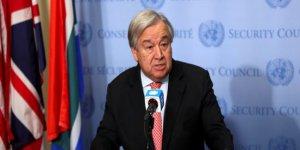 Guterres:Suriye'de süreç önemli hale geldi