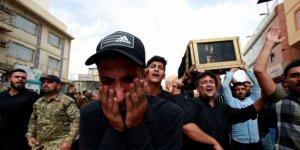 Bağdat'ta Tahrir göstericilerine müdahale sürüyor