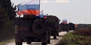 Rusya: Suriye-Türkiye sınırında devriye yaptık