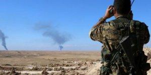 HSD, Ayn İsa'daki askeri üssü ve kontrol noktasını devretti