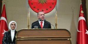 Erdoğan: Rusya, PYD'nin çıkarıldığı bilgisini verdi
