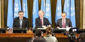 Suriye Anayasa Komitesi ilk toplantısını gerçekleştirdi