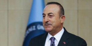 Çavuşoğlu: Fransa ve İsrail PKK devleti Kuruyor