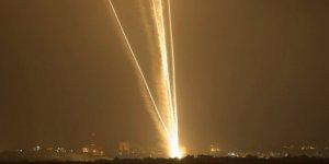 Gazze'den İsrail'e füzeli karşılık