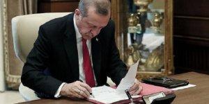 Erdoğan'dan yeni görevlendirmeler