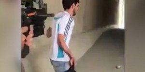Siyonist zalimler, zevk için Müslüman öldürüyor-VİDEO
