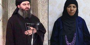 Bağdadi'nin ablası Rasmiya Awad yakalandı