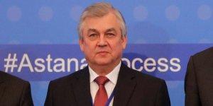 Rusya: DSG ve Şam'a: Katkı sunmaya hazırız