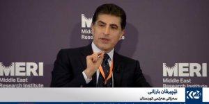 Neçirvan Barzani: Mazlum Abdi ile diyalog halindeyim