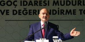 Soylu: Bu yıl 371 bin kaçak göçmen yakaladık