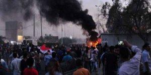 Bağdat: Gösterilerin ülkeye zararı 6 milyar doları aştı