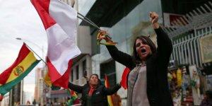 Dışişleri Bolivya'yı Endişeyle izliyoruz