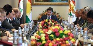 Barzani'den Peşmerge talimatı