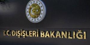 Ankara'dan İsrail Saldırganlığına Tepki