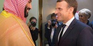 BM: Merkel ile Macron, Prens Selman'ın suç ortağı