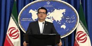 Tahran: ABD'nin İran'daki gösterileri desteklemesi çok ilginç