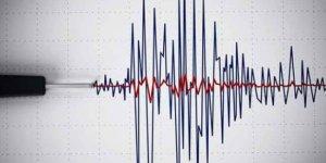 Türkiye-İran sınırında art arda 2 deprem