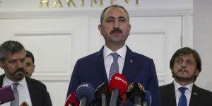 Adalet Bakanı Gül: Yeni yargı paketinde ceza indirimi yok