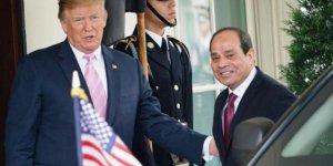 ABD'den Mısır'daki kuklası Sisi'ye tehdit