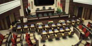 Kürdistan Parlamentosu'ndaki fraksiyonlar anlaştı