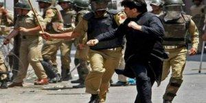 Keşmir'de 5 Bin Yeni Gözaltı