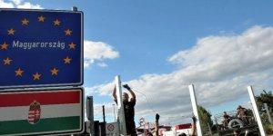 Macaristan'a sığınmacı cezası