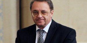 Bogdanov: DSG'nin Suriye ordusuna katılmasını bekliyoruz