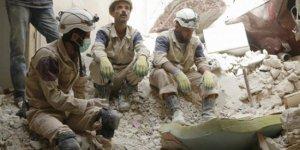 Rusya: Beyaz Miğferler Suriye'de provokasyon hazırlığı yapıyor