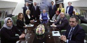 Erdoğan: Bizim mücadelemiz Kürtlerle değil