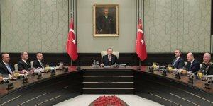 MGK: Barış Pınarı Harekatı sürdürülecek