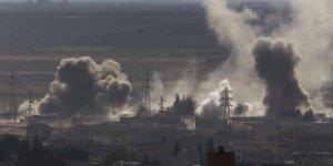 Suriye rejimi, Cerablus ve Bab hava saldırılarını üstlendi