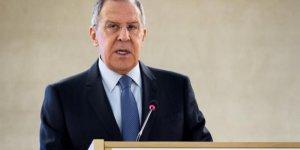 """Lavrov'dan Kürtlere """"ABD'ye güvenmeyin"""" uyarısı"""
