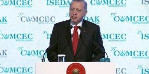 Erdoğan'dan İslam dünyasına Arnavutluk çağrısı
