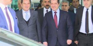 Kürdistan Başbakanı Mesrur Barzani'den Ankara'ya ziyaret