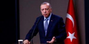 Erdoğan: Macron kendi beyin ölümünü kontrol ettirsin