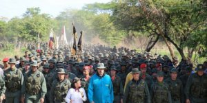 Maduro: ABD provokasyon Peşinde, Ordu Hazır Olsun