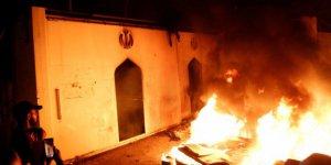 İran'ın Konsolosluğunu bir haftada 2. kez ateşe verdi