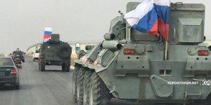 Kobani'de patlama: 3 Rus askeri yaralandı