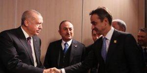 Miçotakis'ten Erdoğan görüşmesi sonrası açıklama