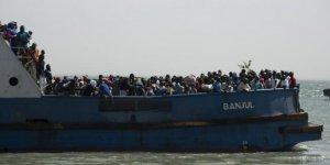 Moritanya'da tekne battı:57 ölü