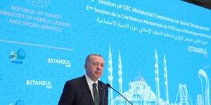 Erdoğan'dan Macron'a: Sarı Yelekliler çıktı, hadi çöz bakalım