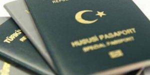 Yeşil pasaportlulara kötü haber