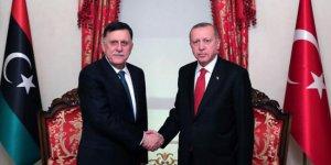 Erdoğan'dan Libya'ya askeri destek açıklaması
