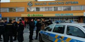 Çekya'da hastaneye silahlı saldırı: Ölü ve yaralılar var