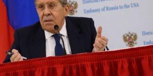 Lavrov: Türkiye muhaliflerle teröristleri ayırt edemiyor